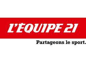 Logo L'equipe 21