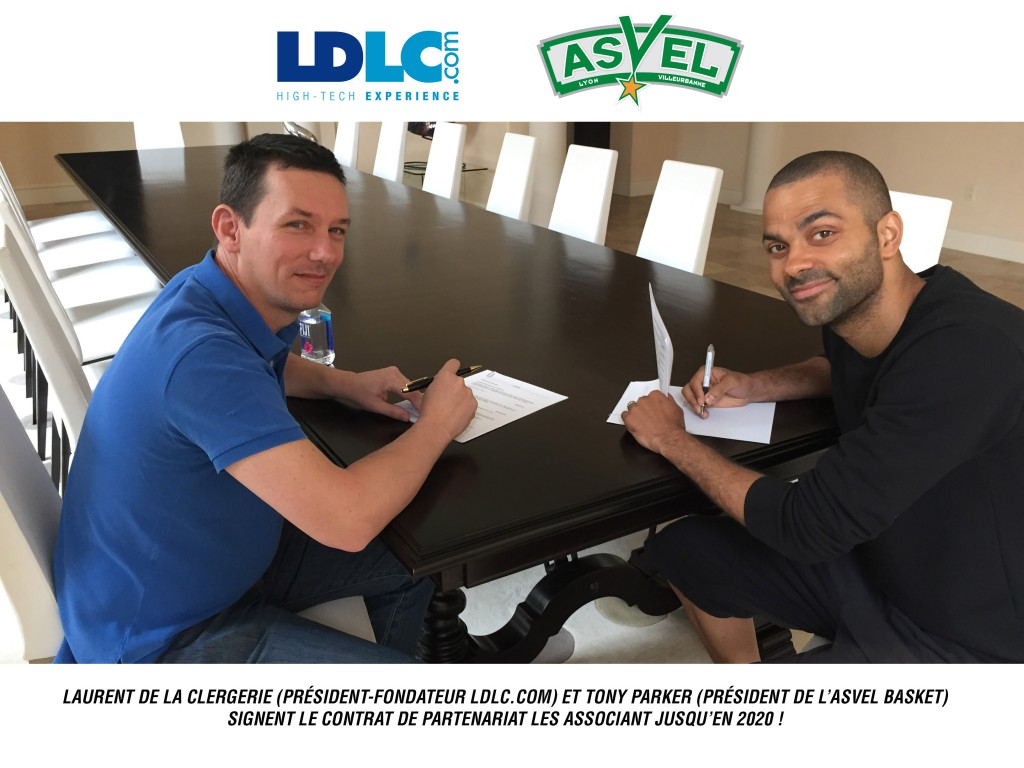 Partenariat ASVEL LDLC
