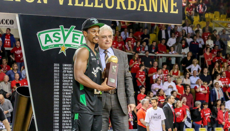 Casper Ware MVP