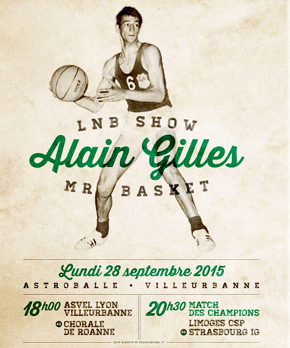 NEW ticket-box ALAIN GILLE