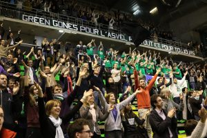 ASVEL Supporters